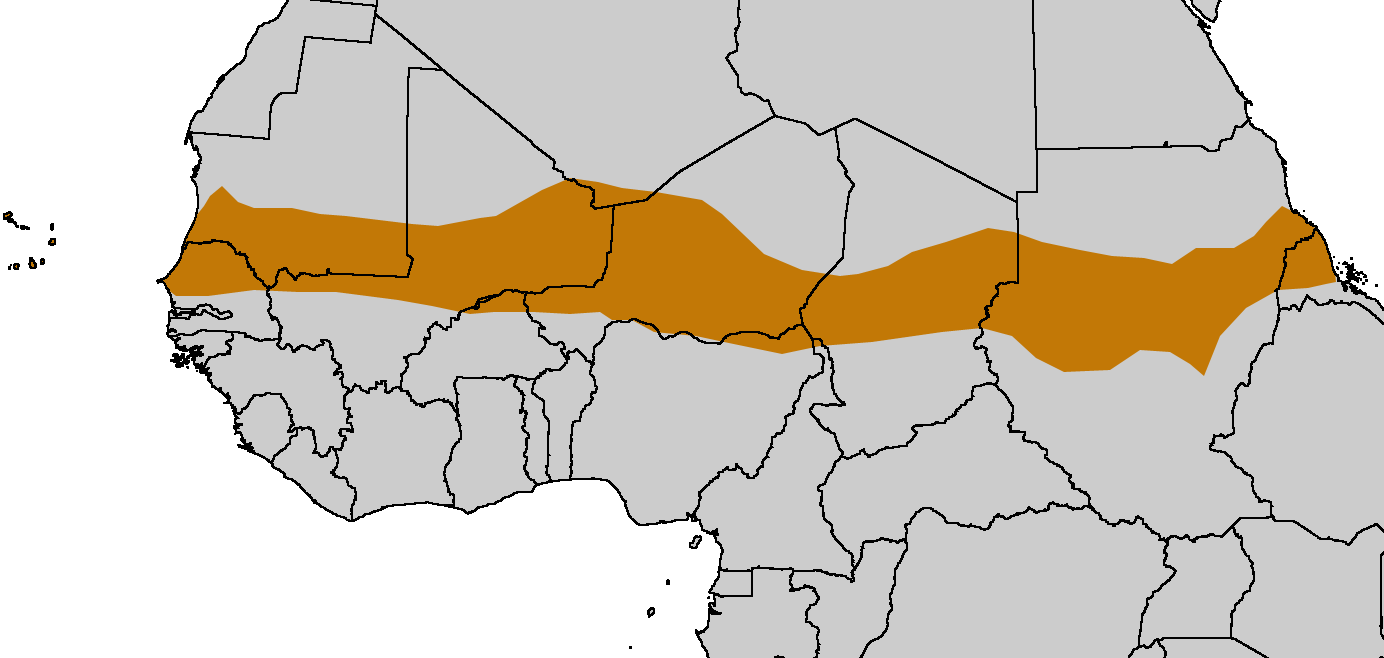 sahel map of africa The Sahel Is A Mixture Of Mountains Deserts And Stuff