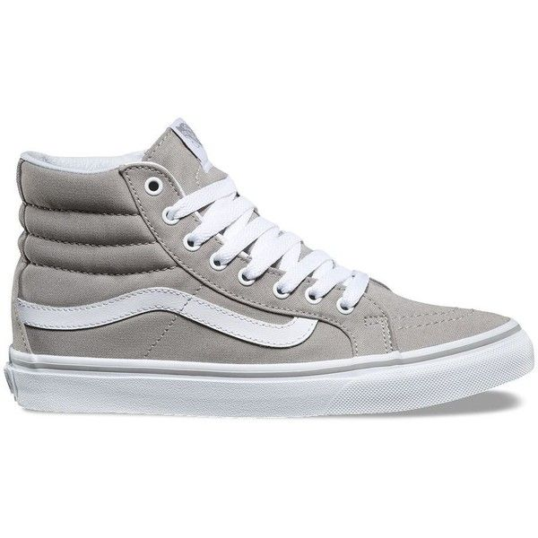 75f7cb5b18ce Vans SK8-Hi Slim ( 60) ❤ liked on Polyvore featuring shoes ...