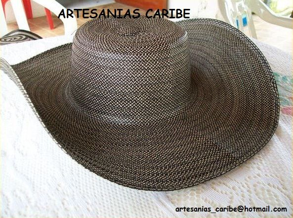 Sombrero Fino 21 Grano de arroz. Un sombrero muy llamativo ab09cb50b52