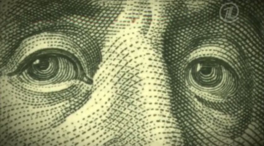 Краткая история «краха» доллара отМихаила Леонтьева с2001года.