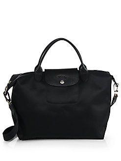 Longchamp - Le Pliage Neo Tote/Black