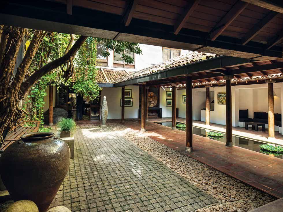 Geoffrey Bawa Explore the Best of Sri Lankan