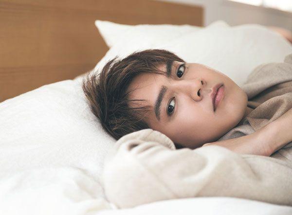 これは夢ですか…♡ViVi1月号特別版の表紙に登場した片寄涼太を撮り下ろし
