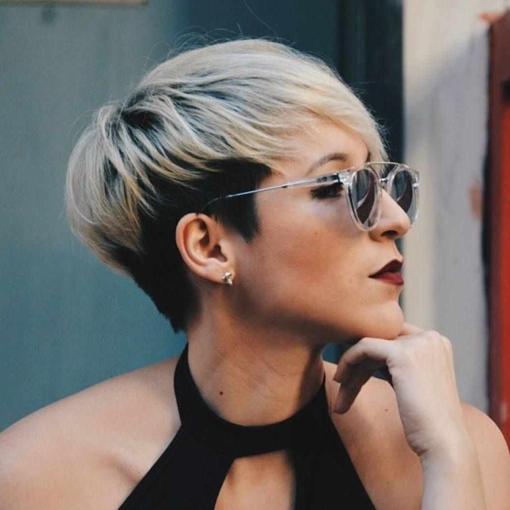 short hairstyles for women over pixie haircuts