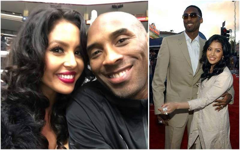 Kobe Bryant S Wife Vanessa Bryant Kobe Bryant Family Kobe Bryant Kobe Bryant And Wife