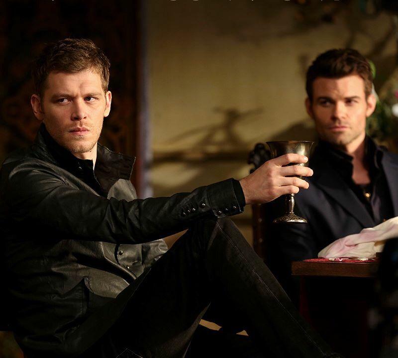 The original vampire brothers! :)