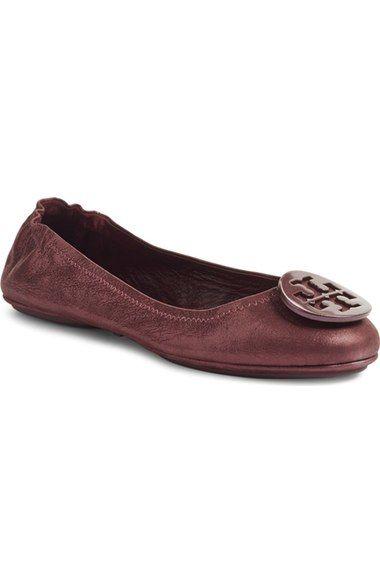 afae54c13f8a TORY BURCH  Minnie  Travel Ballet Flat (Women).  toryburch  shoes  flats