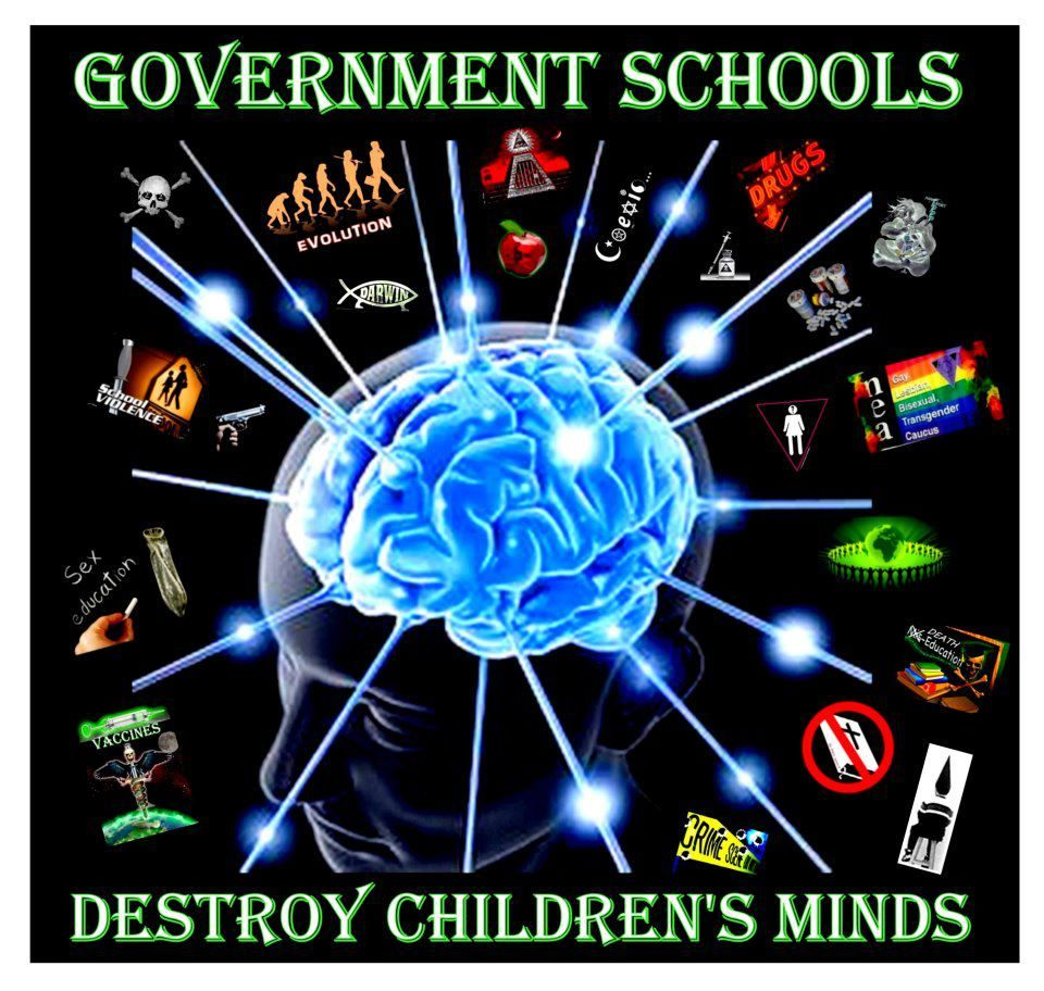 Image result for government destroyed education
