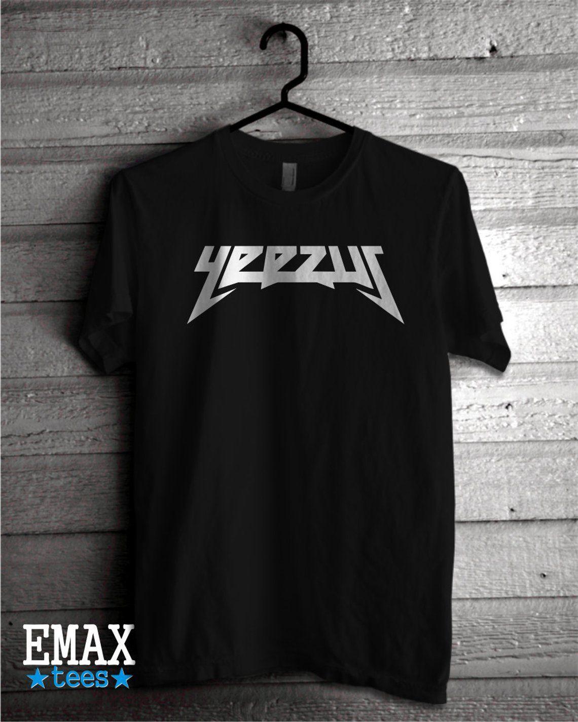576c65de355 Yeezus Shirt Kanye West Tee Yeezy T-shirt Yezzus Tshirt