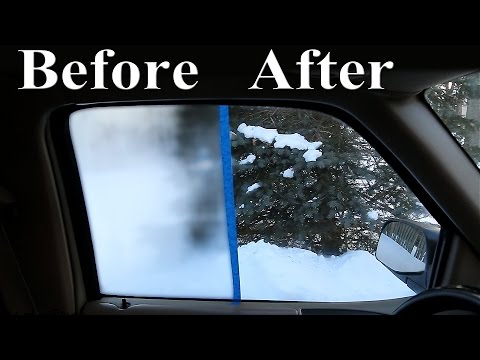How To Stop Car Windows From Steaming Up Youtube With Images Foggy Car Windows Cleaning Car Windows How To Defog Windshield