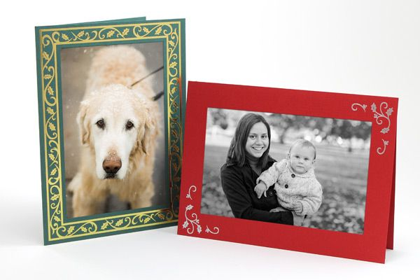 Photo Christmas cards will never, ever go out of style Use our
