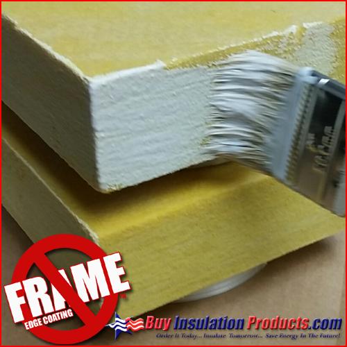 NO-FRAME Fiberglass Edge Coating for Frameless Acoustical Panels The ...