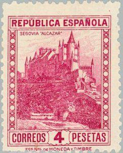 Sello Monuments España Historic Monuments Mi Es 628aa Yt Es 510 Edi Es 674 Vintage Stamps Stamp Collecting Post Stamp