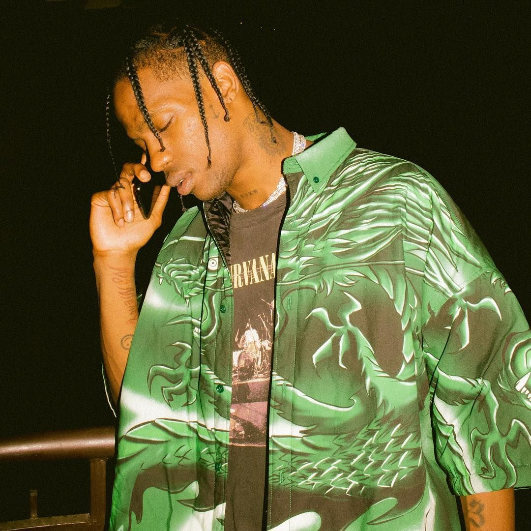 809a2434a4c2 Audio: Travis Scott - Stop Trying To Be God [MP3 DOWNLOAD ...