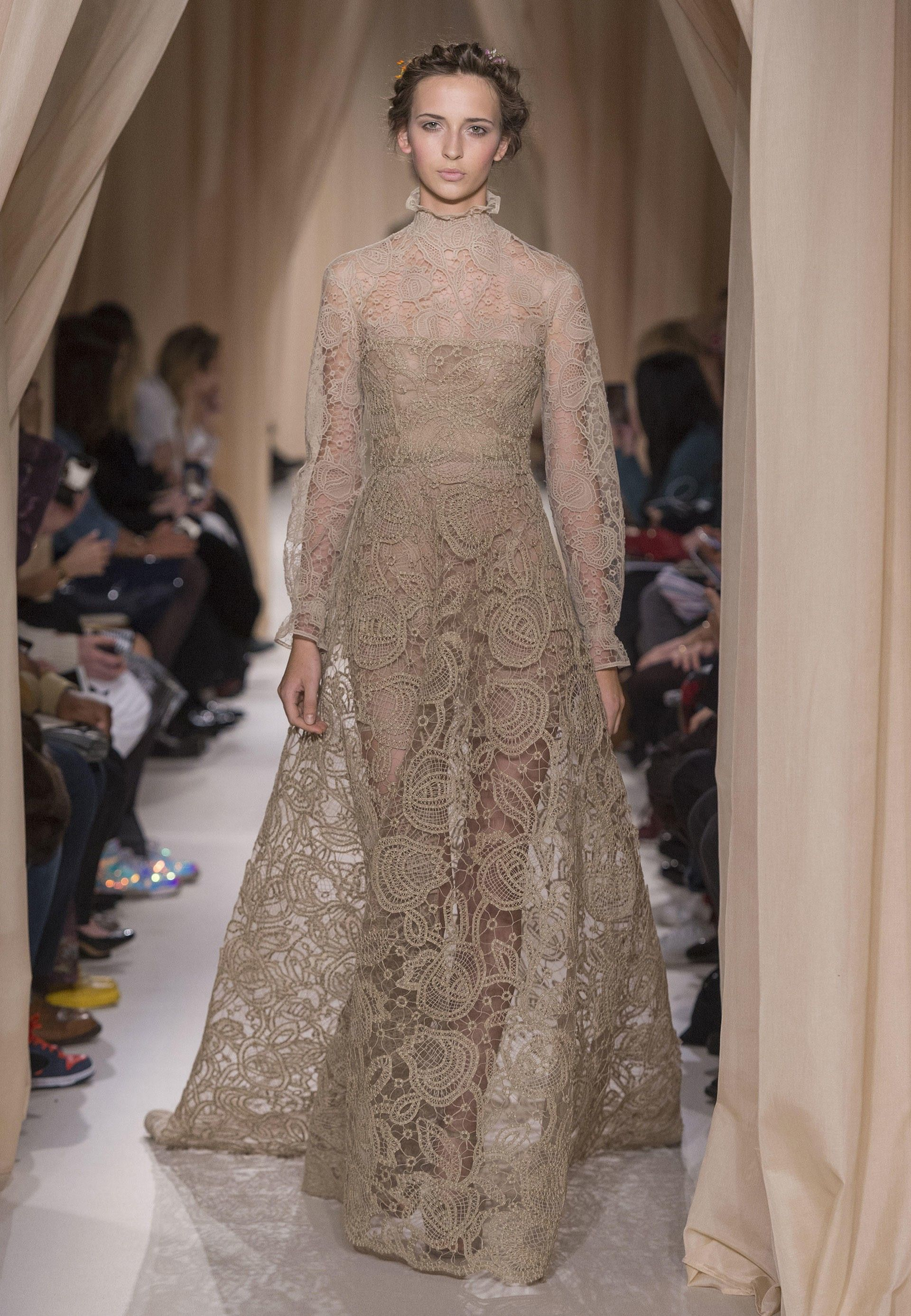 Wedding dresses designers  Slideshow  Dream Wedding Dresses Straight From The Couture