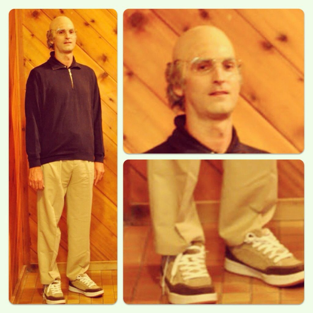 larry david costume - Google Search | Helloween | Pinterest