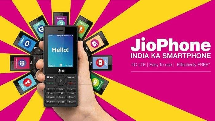 Jio Phone isn't free, users need to spend ₹4,500 on