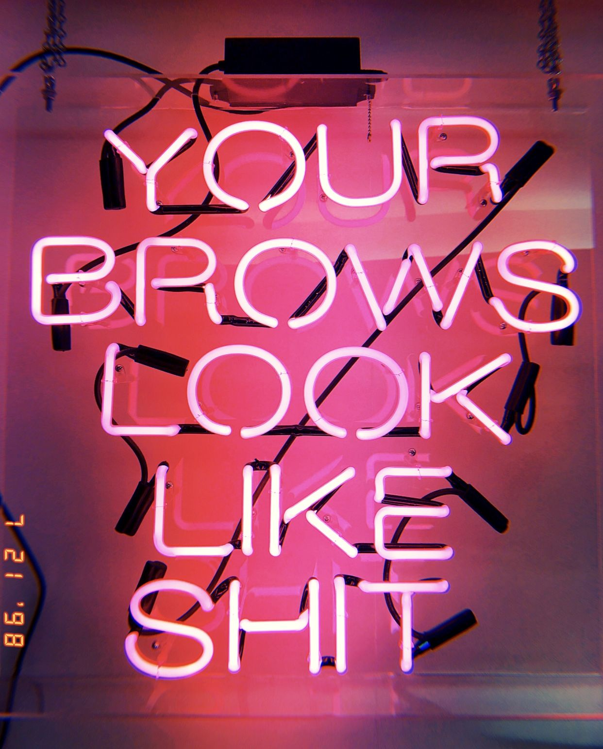 My Custom Neon Sign In My Brow Magic Room Cosmetic Tattooing