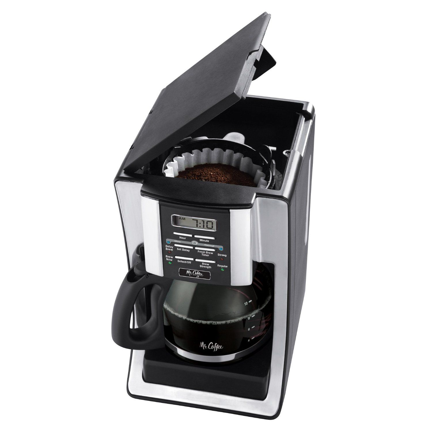 mr. coffee one-touch coffeehouse espresso maker and cappuccino machine reviews