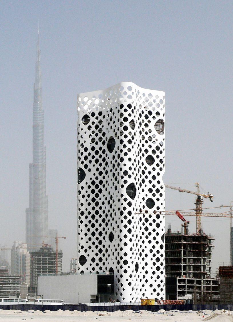 2 Ulrika Karlsson Add Thought Discourse Aalto University Digital Design Laboratory Add Dubai Architecture Skyscraper Architecture