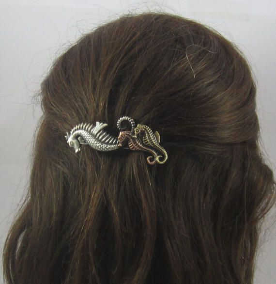 Beetle French Barrette Hair Clip Fashion Jewelry Hair & Head Jewelry