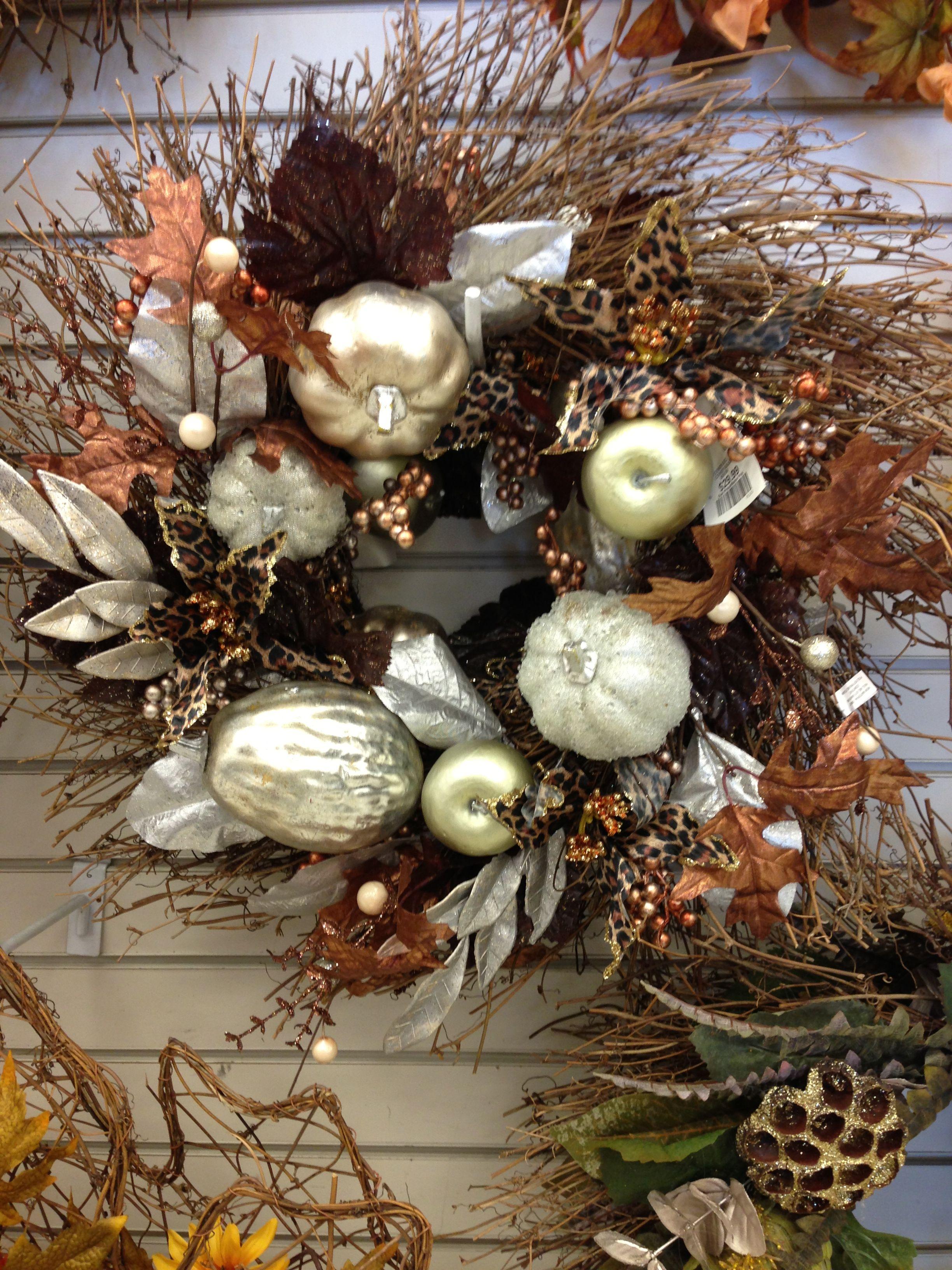fall wreath homesense canada decor ৯ fall thanksgiving