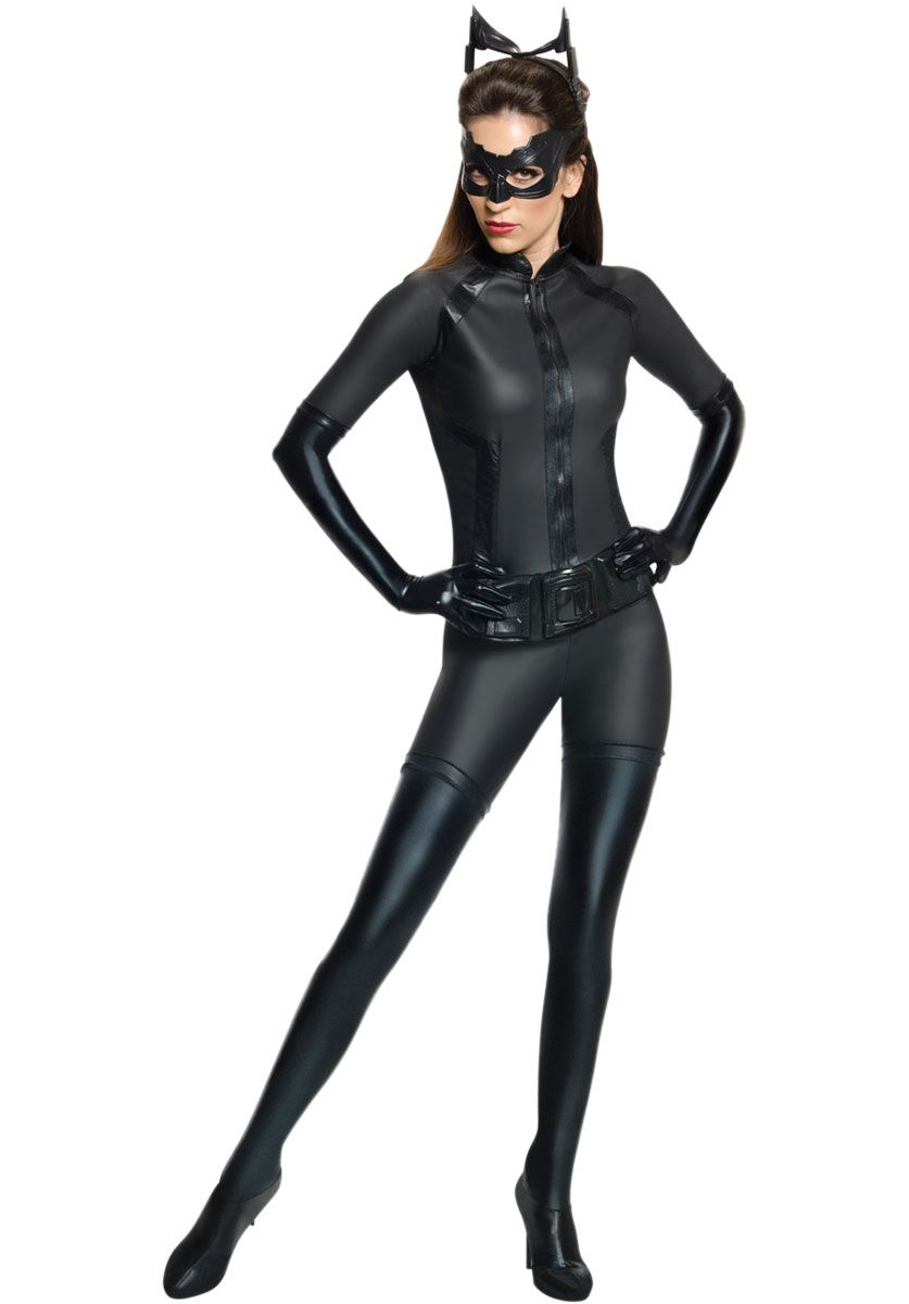 Catwoman Dark Knight Rises Womens Costume