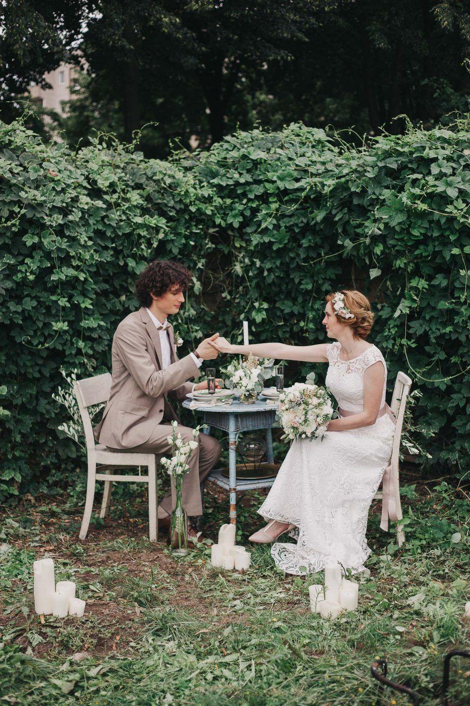 Anna Maxim Minimalistische Ecodesign Hochzeit Hochzeit Hochzeitsfotografie Hochzeitswahn