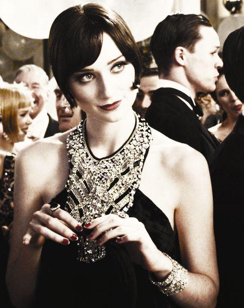 The Great Gatsby Great Gatsby Fashion Gatsby Costume Elizabeth Debicki