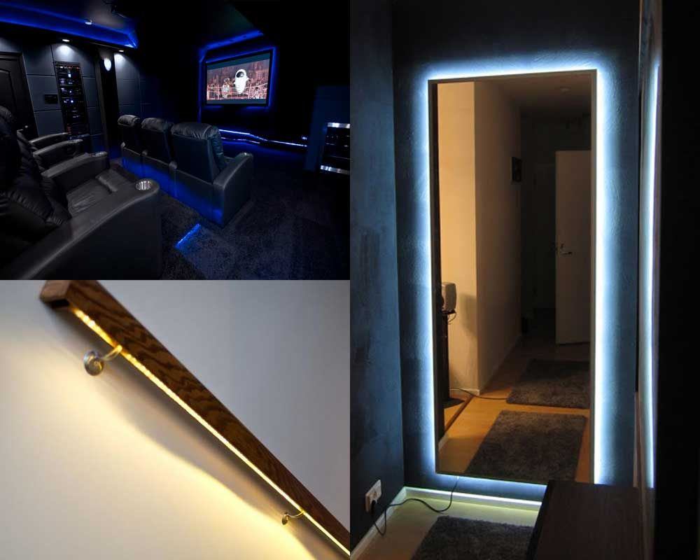 Lighting Ideas For Man Cave