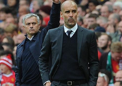 Pep Guardiola Chưa Thể Sánh Với Mourinho: