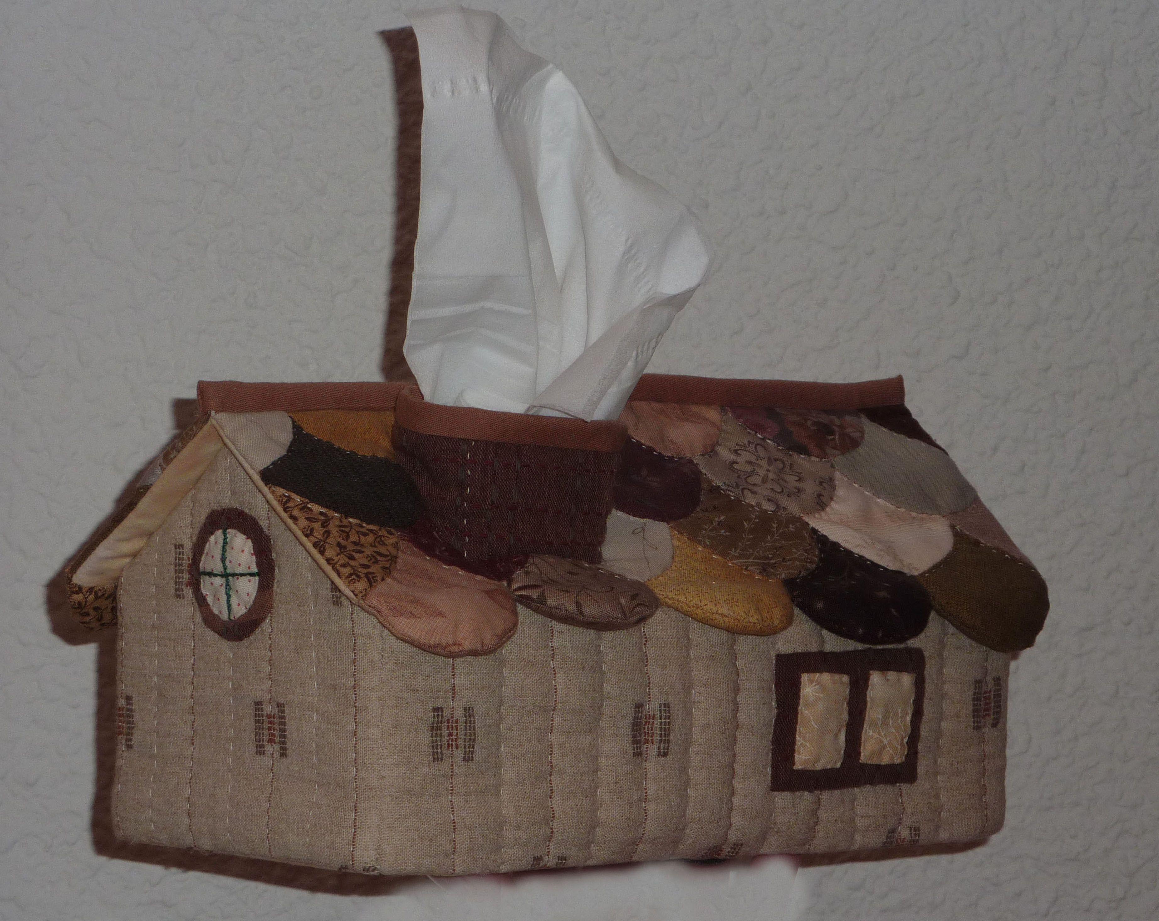 Casa de pa uelos patchwork - Casas de patchwork ...