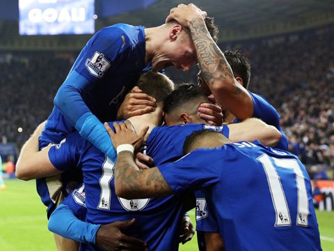 Leicester của Ranieri là 'đội bóng quốc dân'