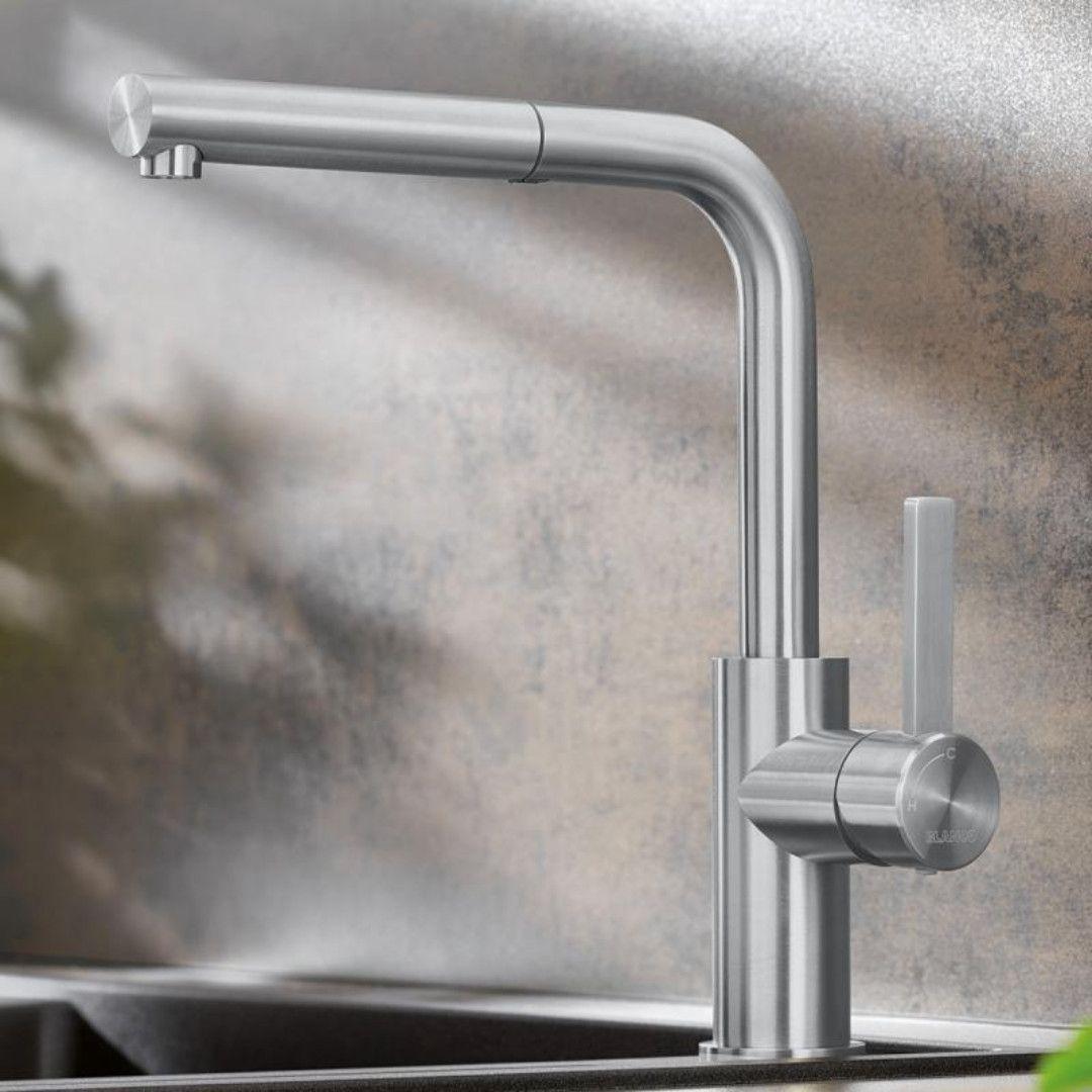 Blanco Lanora-S: Die Küchenarmatur mit Augszugsauslauf verfügt