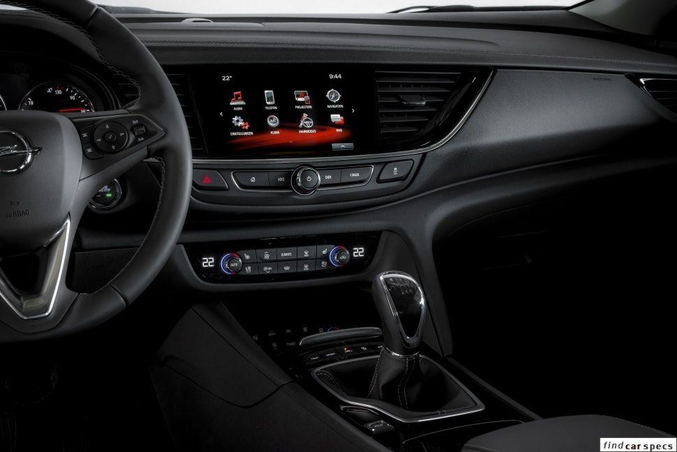 Opel Insignia Insignia Sports Tourer Ii Gsi 2 0 Biturbo 210 Hp 4x4 Automatic Diesel 2019 Insignia Sports Tourer Ii Gsi 2 Opel Insignia 4x4