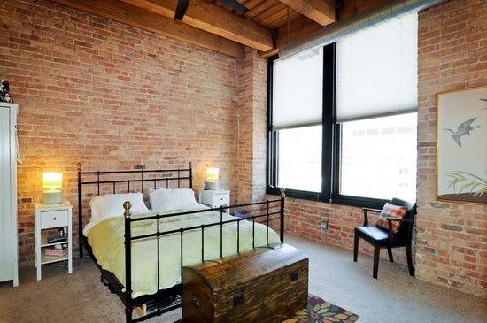 Sold. 7/2012. Haberdasher Square Lofts. $338,000.  #chicagoloft