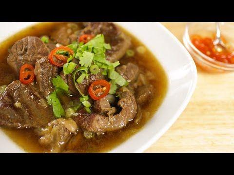 Thai beef stew recipe hot thai kitchen youtube thai beef stew recipe hot thai kitchen youtube forumfinder Images