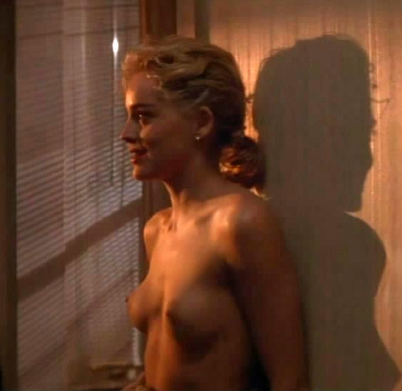 sharon stone casino scene
