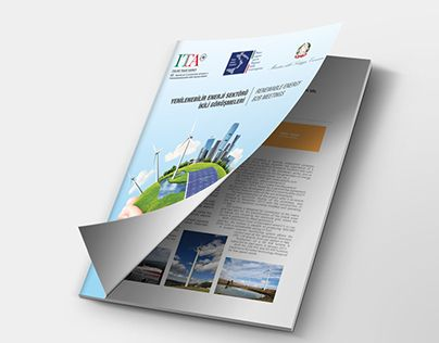 """Check out new work on my @Behance portfolio: """"Italian Trade Agency B'B Meeting Materials"""" http://on.be.net/1IAuCLz"""