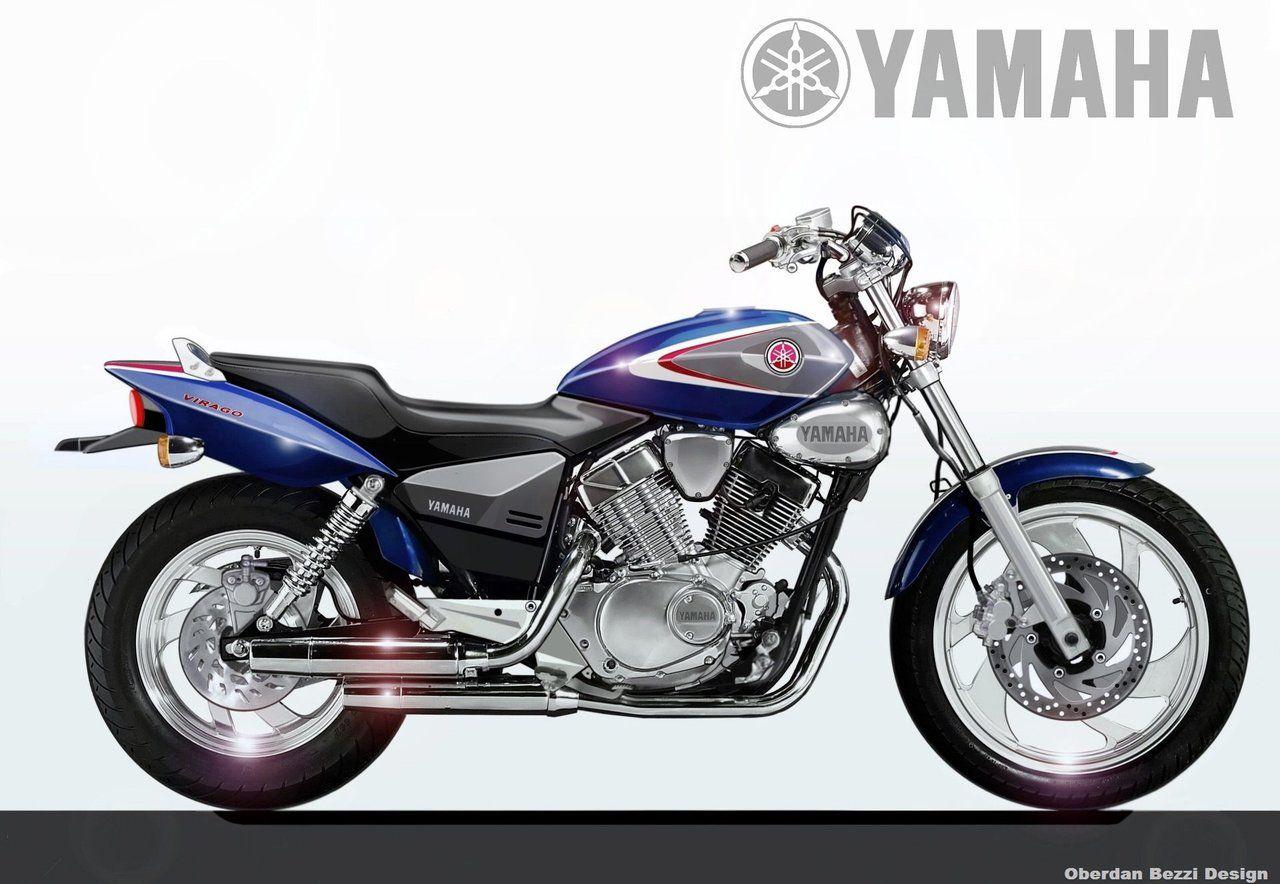 Yamaha virago 250 12