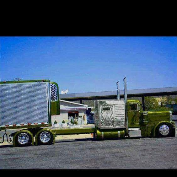 Big Rigs Comin Trucks Big Trucks Big Rig Trucks