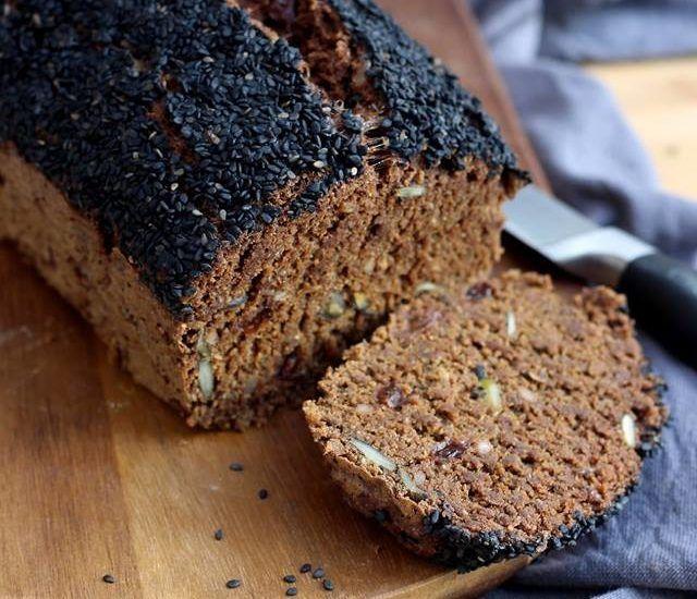 Pain nordique à la vapeur sans gluten – du bio dans mon bento