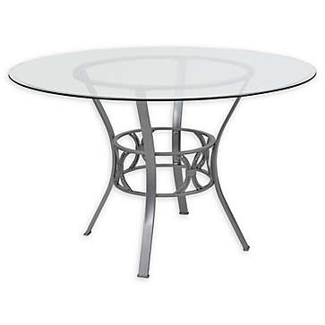 Dining Tables Bed Bath Beyond Round Dining Table Round Glass Table Glass Table