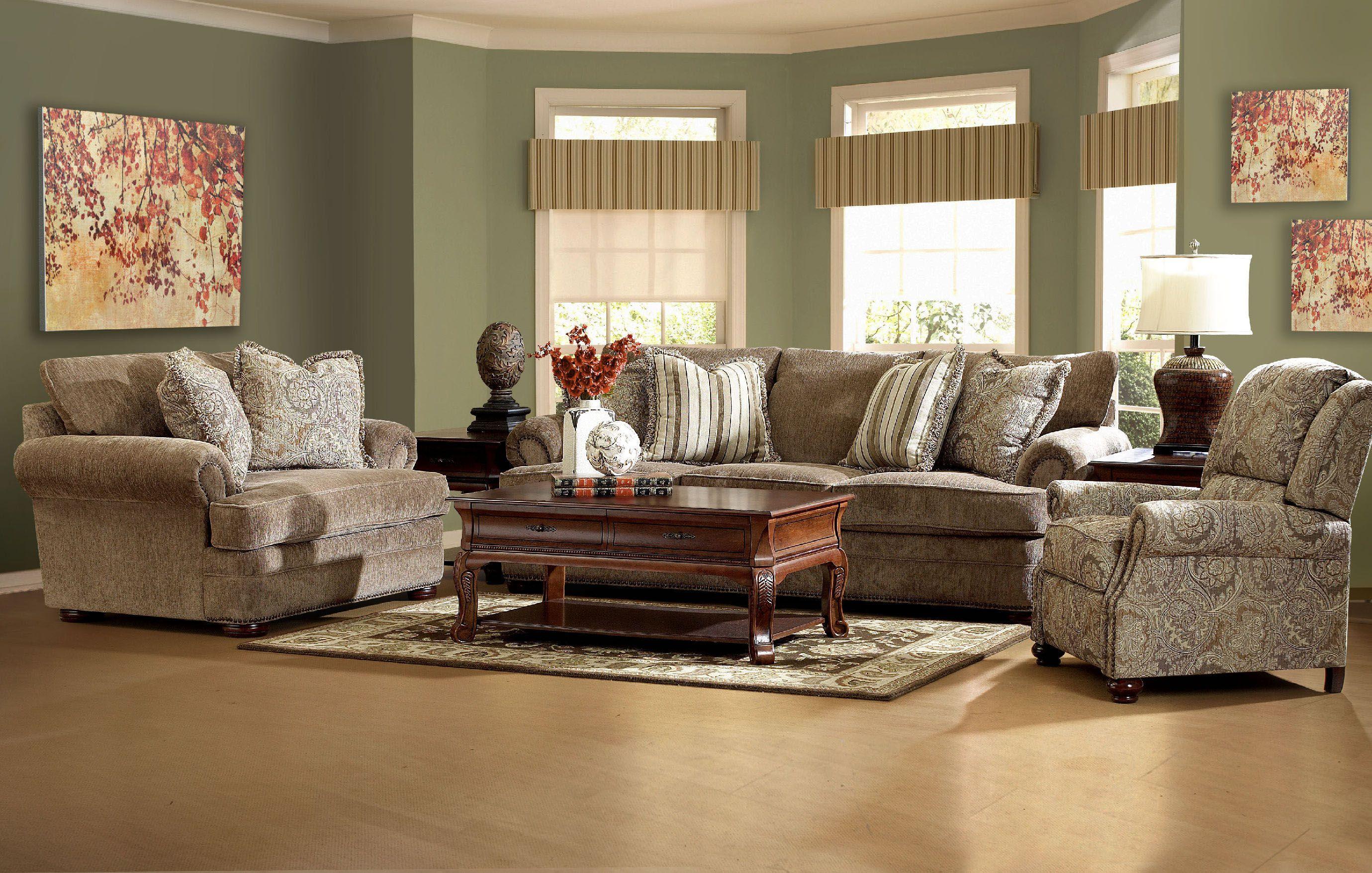 Klaussner Living Room Tolbert Sofa K10 S - Klaussner Home