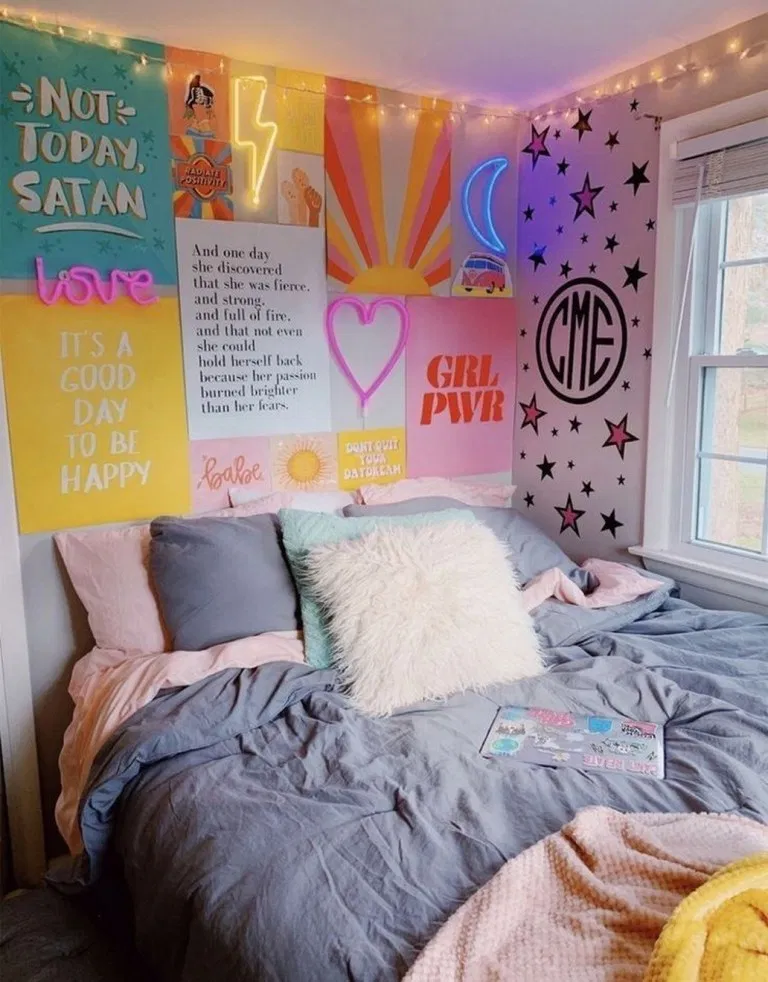 48 Pinterest Worthy Dorm Room Ideas In 2020 Elegant Dorm Room Dorm Room Decor Cute Dorm Rooms