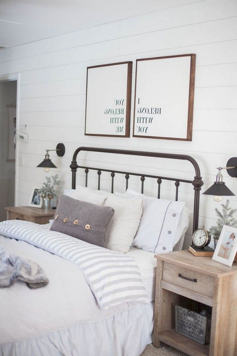 42+ Marvelous Bohemian Farmhouse Decorating Ideas For Unique Home Decor #modernfarmhousebedroom