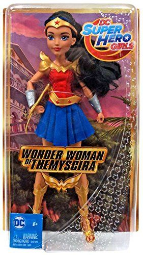 DC Super Hero Girls Wonder Woman 12 inch Action Doll New Figure Comics Toy