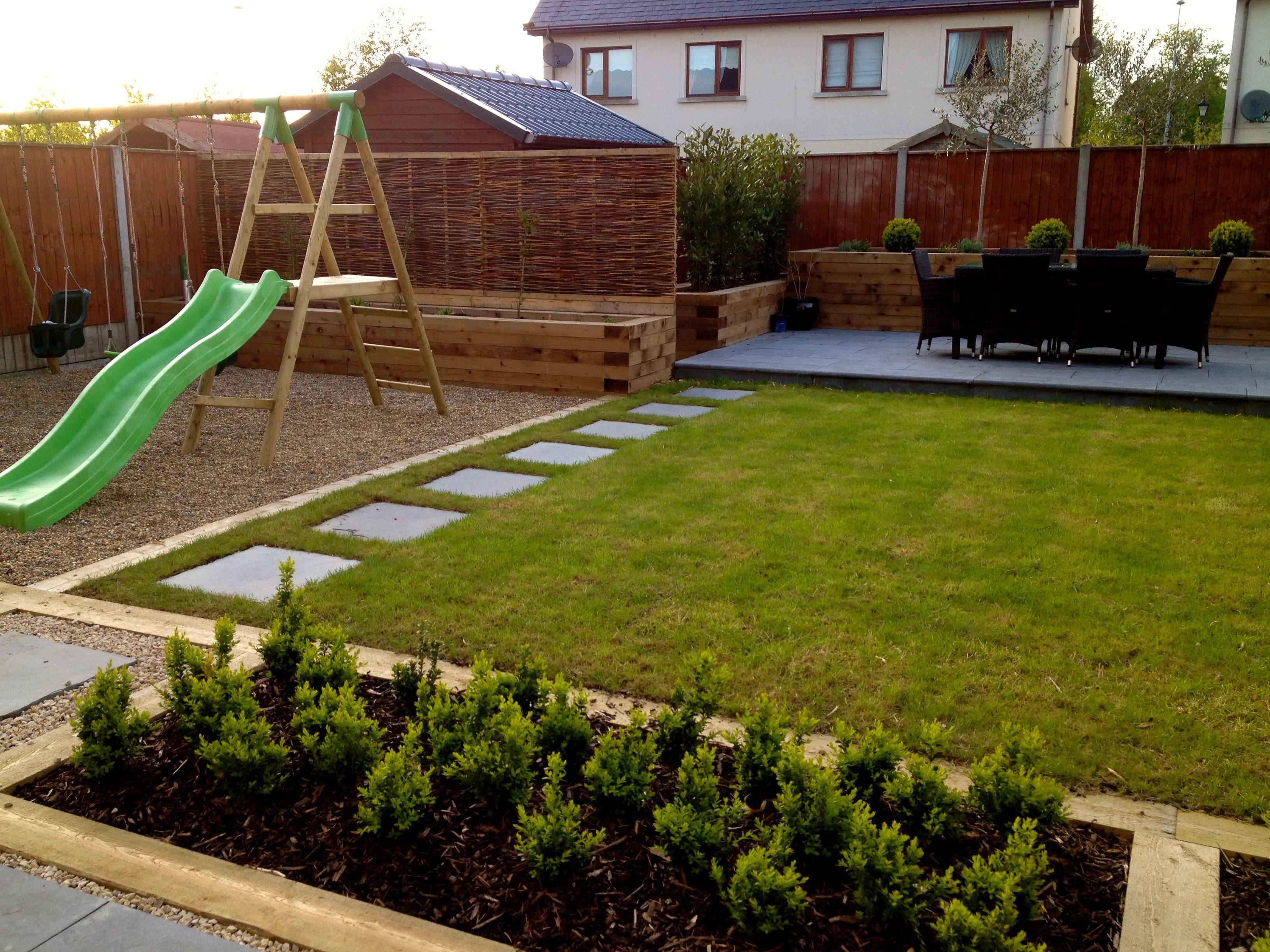 establishing budget garden