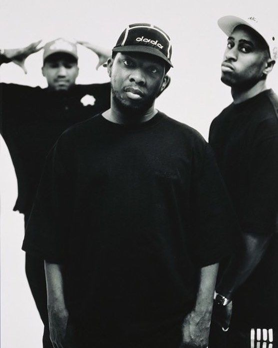 805fa58e46378 Rest in Power #phifedawg - A Tribe Called Quest has been vital in ...