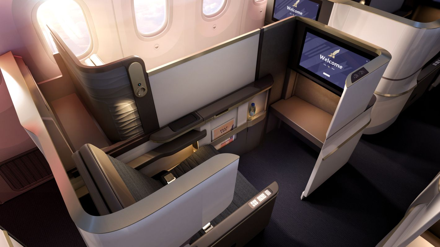 Business Class Suite 2 Aircraft Interiors Business Class How To Plan